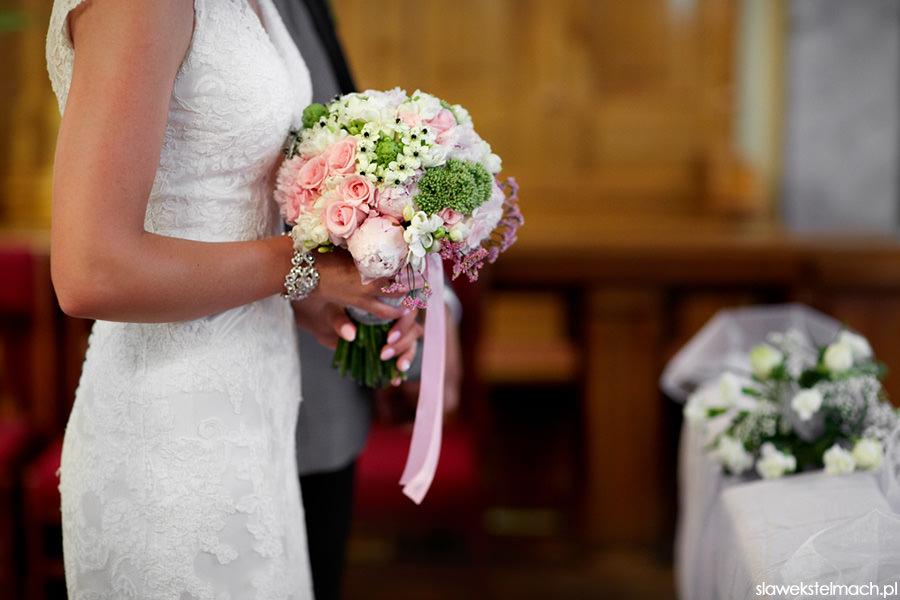 bukiet ślubny tarnów