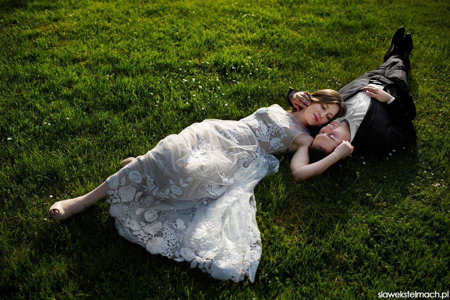 plener ślubny w tarnowie