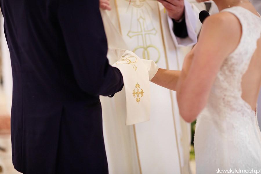 ceremonia ślubna Parafia Matki Bożej Nieustającej Pomocy