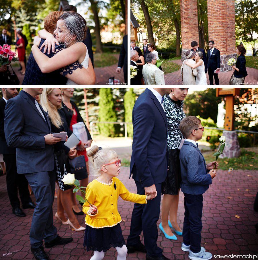 ślub Parafia Matki Bożej Nieustającej Pomocy kraków