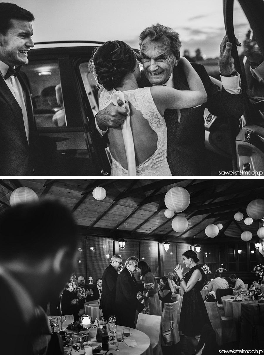 ślub witkowa chata przyjęcie weselne