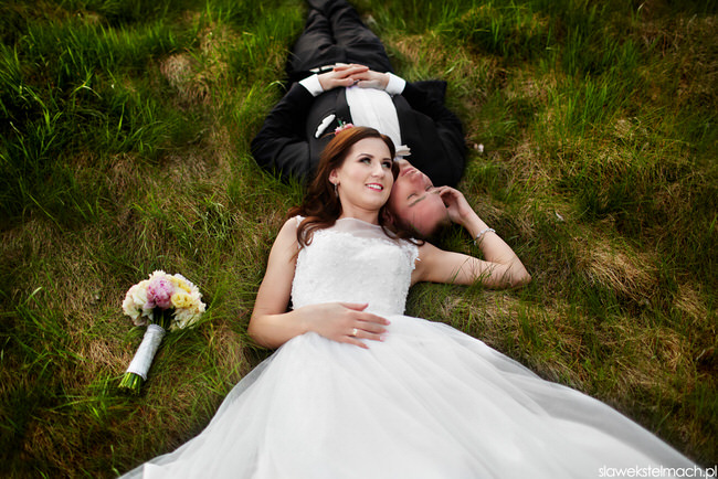 fotografia ślubna lanckorona