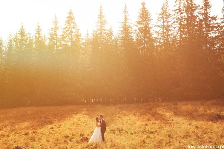 ciężkowice fotograf na ślub