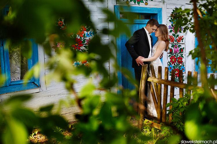 sesja ślubna Ciężkowice