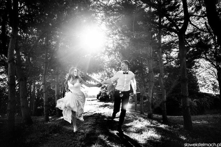 Sesja ślubna limanowa