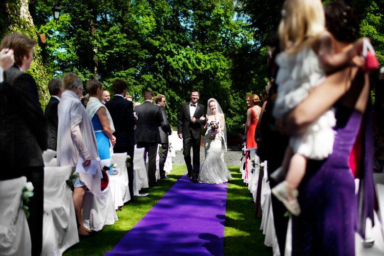ślub w plenerze korzkiew