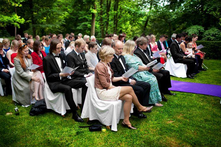 ceremonia zaślubin w plenerze kraków