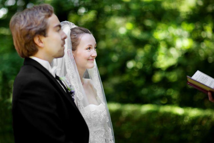 ślub w plenerze wesele zamek korzkiew