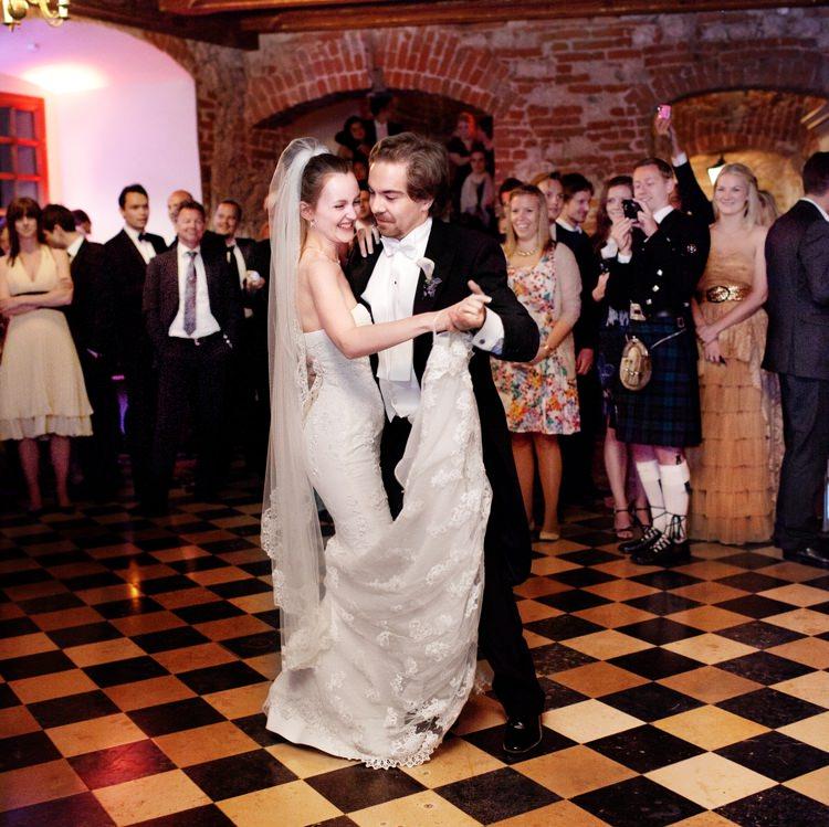 pierwszy taniec na zamku