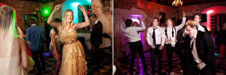 przyjęcie weselne na zamku kraków