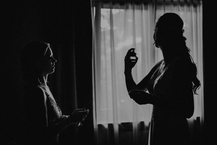 przygotowania do ślubu Dwór w Tomaszowicach