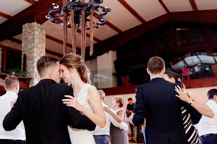 romantyczny taniec Dwór w Tomaszowicach
