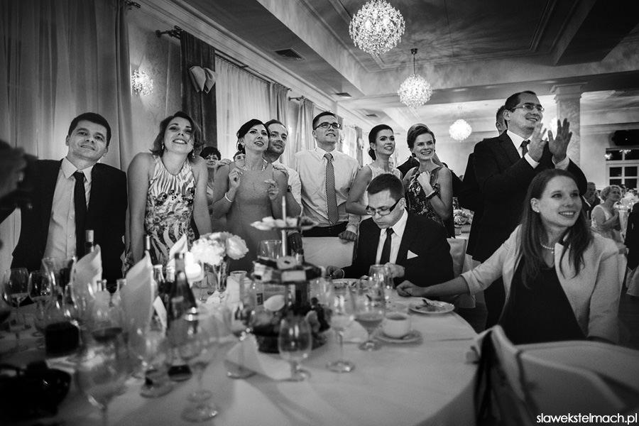 Jodłowy dwór fotografia ślubna 1