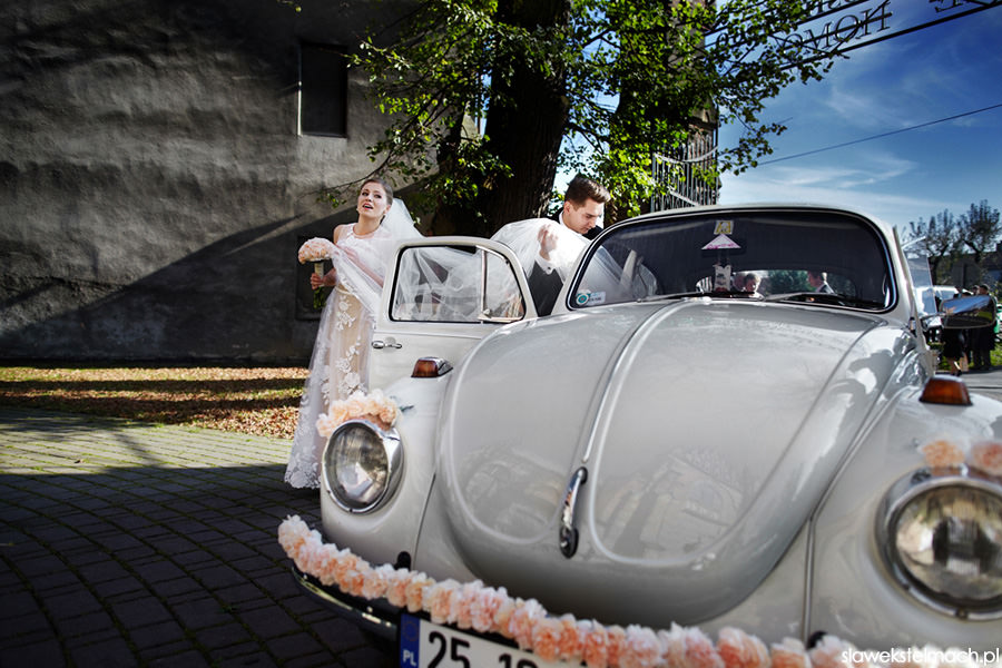 suknia ślubna ciężkowice