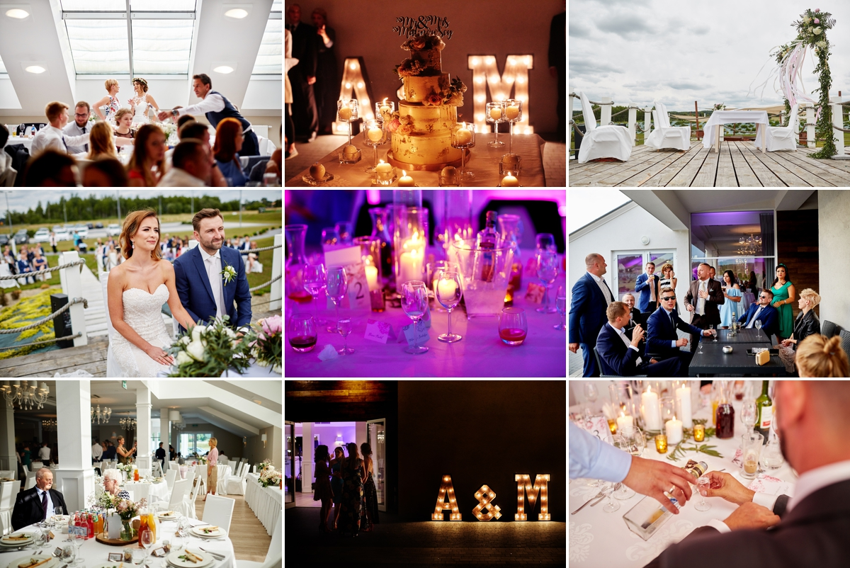 Biała przystań lokal na wesele