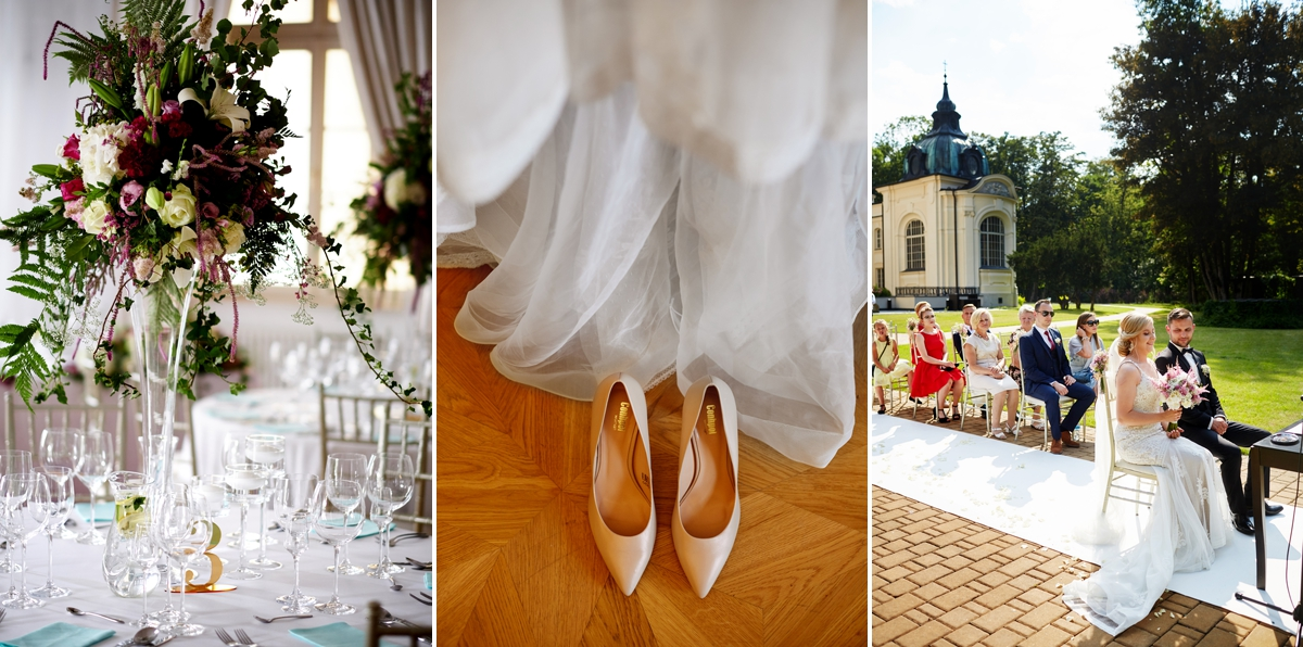 Pałac Goetz Brzesko wesele