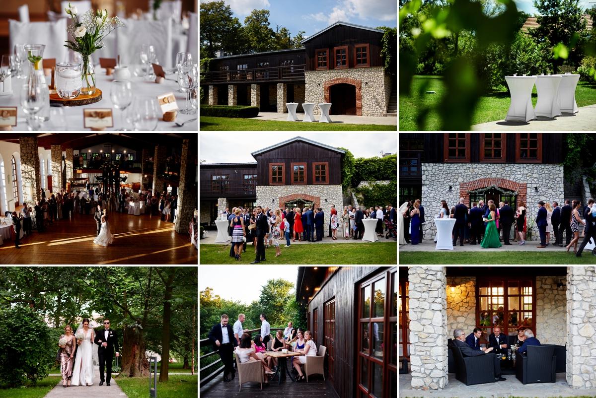 Dwór w Tomaszowicach oryginale miejsce na wesele
