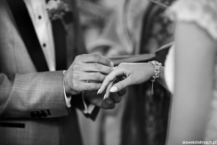 ceremonia zaślubin tarnów