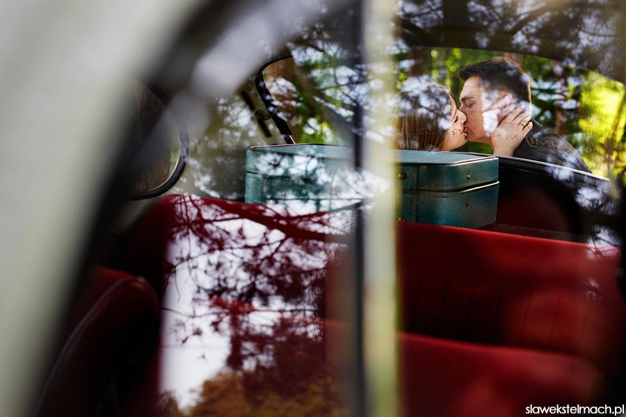auto na ślub tarnów