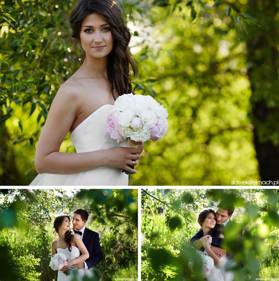 plener ślubny ciężkowice