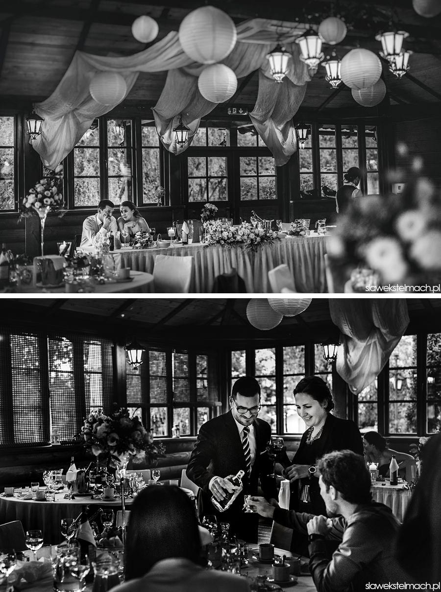 witkowa chata wesele