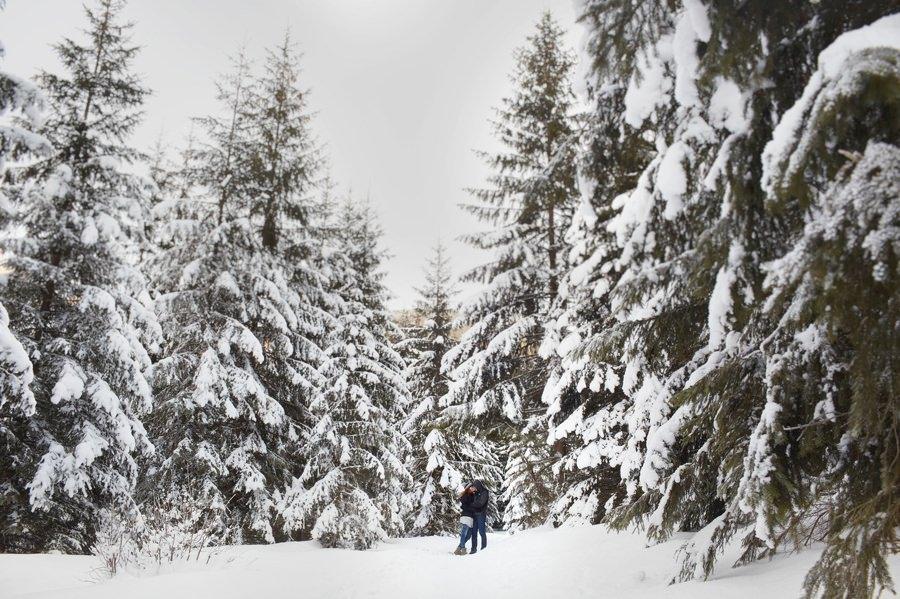 sesja rodzinna w Tatrach