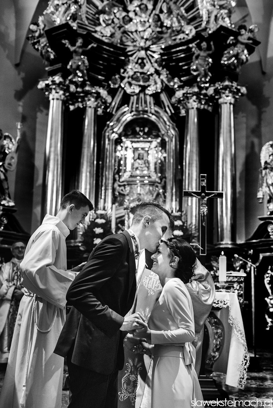 bazylijka mniejsza tuchów ślub