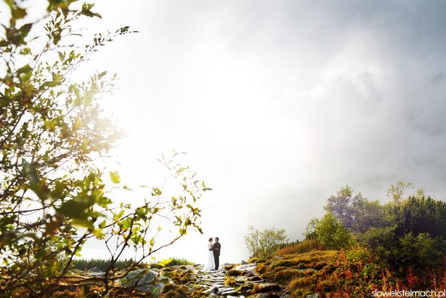 fotografia ślubna Dolina Cedronu