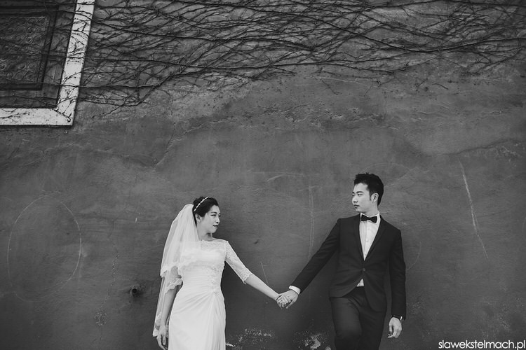 sesja ślubna w wojniczu