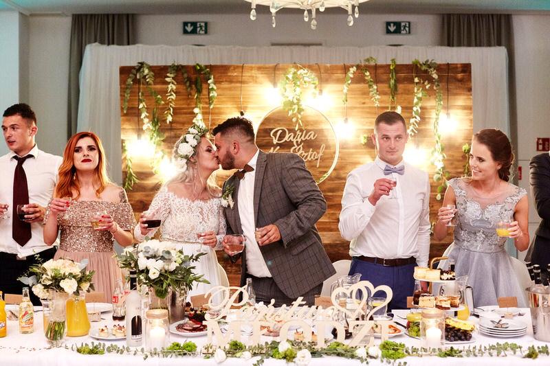 Dwór Bistuszowa przyjęcie weselne
