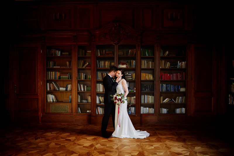 Dwór Bistuszowa wesele w sylwestra