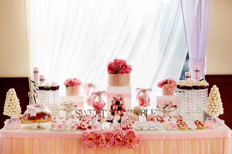 słodki stół tarnów