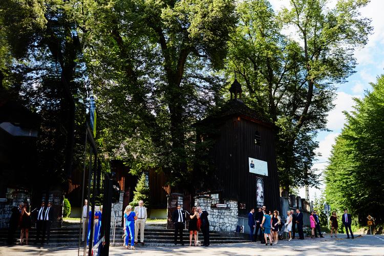 kościół św. Wojciecha i Matki Boskiej Bolesnej