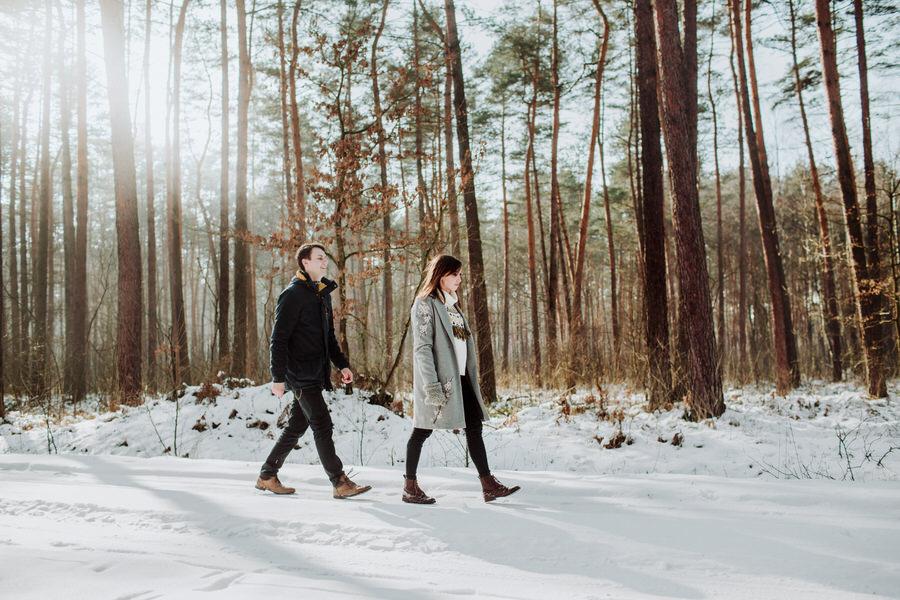 zdjęcia na śniegu tarnów