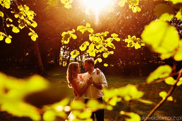 romantyczna sesja plenerowa Tarnów