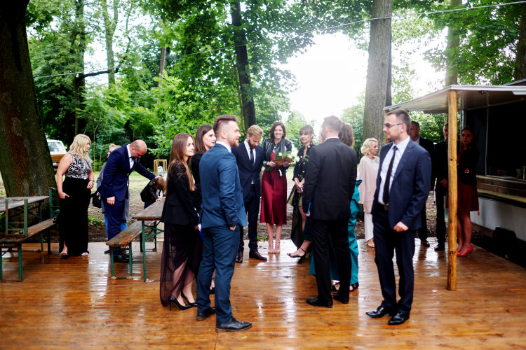 Wesele w plenerze – Imperial Wedding