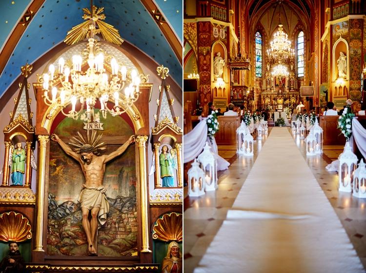 otfinów kościół