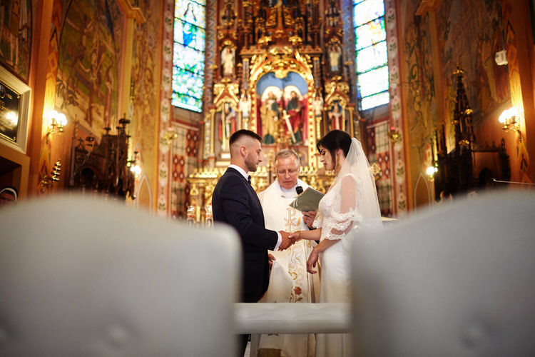 przysięga ślubna kościół w otfinowie