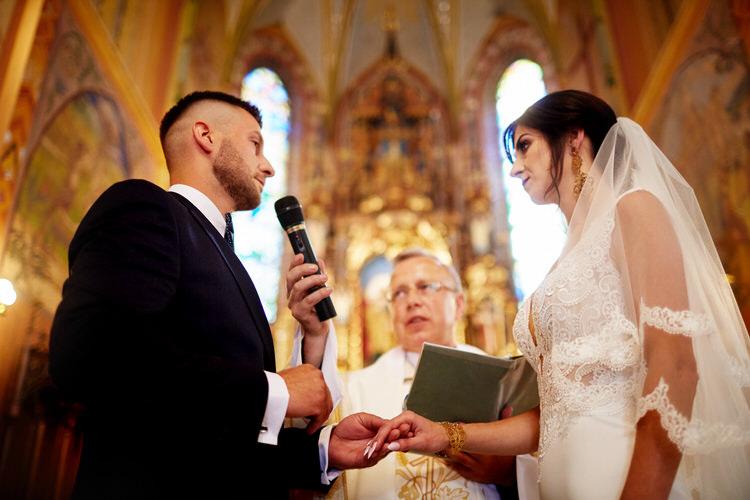 ceremonia zaślubin fotograf tarnów