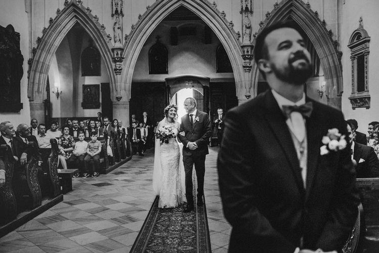 ślub w Katedrze w Tarnowie