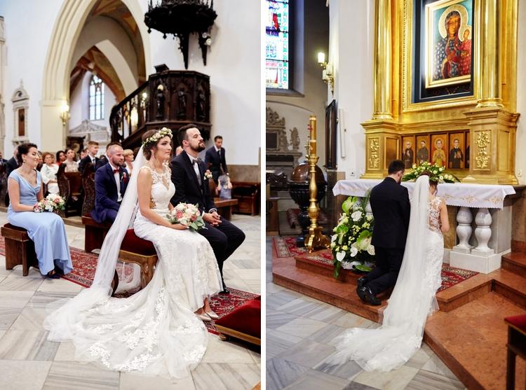 katerda Tarnów ślub