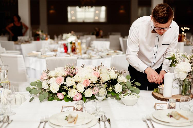 wesele biała przystań