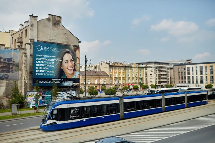 plac bohaterów getta Kraków