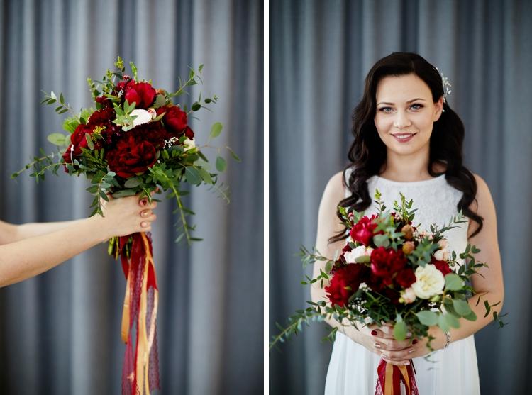 bukiet ślubny w krakowie