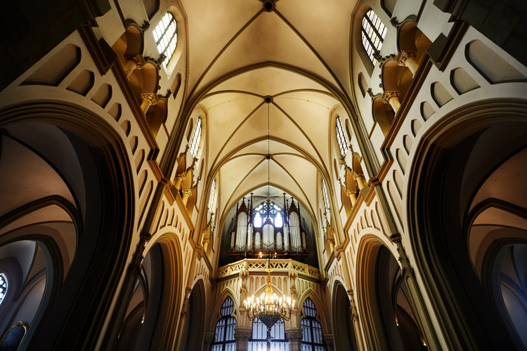 Architektura kościół Józefa Kraków – Podgórze