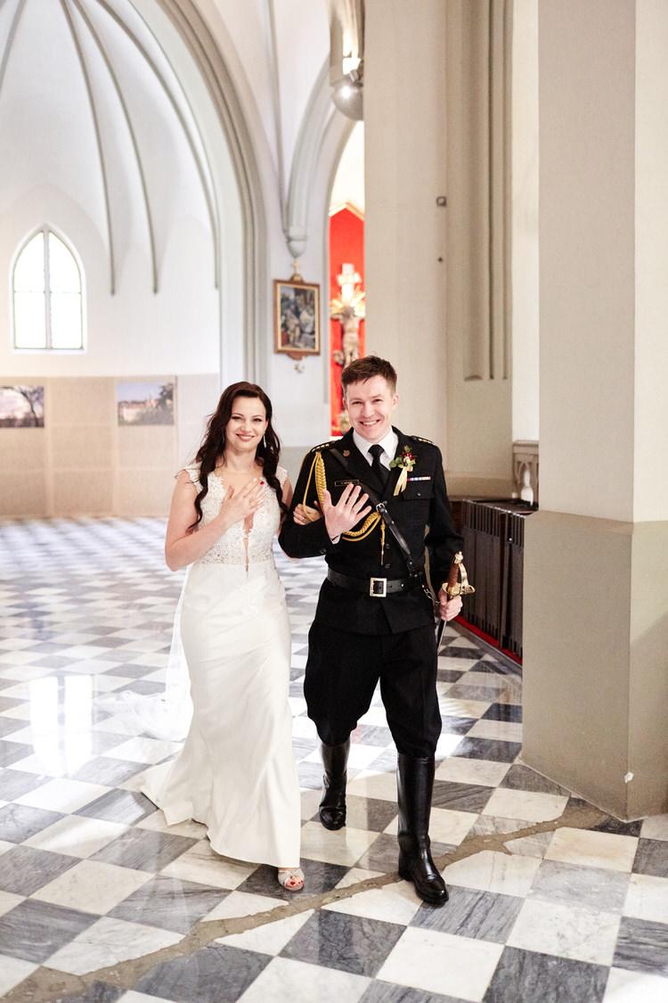 Ślub na Rynku Podgórskim