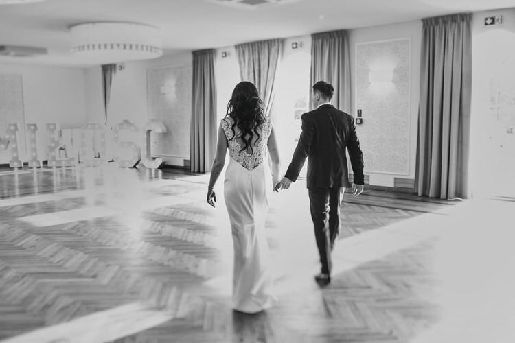 Gościniec w Czuszowie - pierwszy taniec