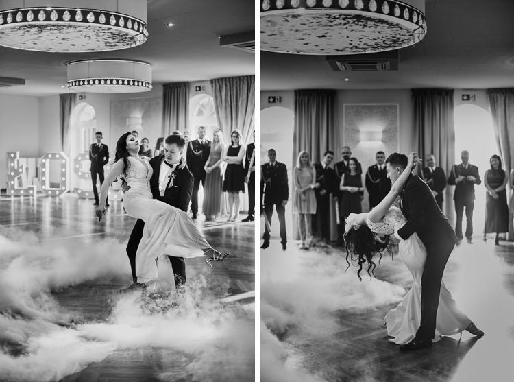 Gościniec w Czuszowie - pierwszy taniec 2