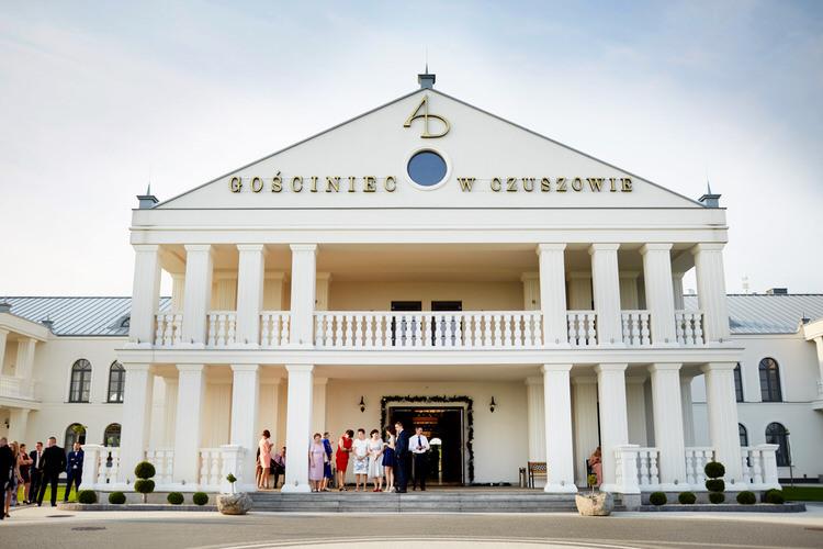 Gościniec w Czuszowie - lokal na wesele