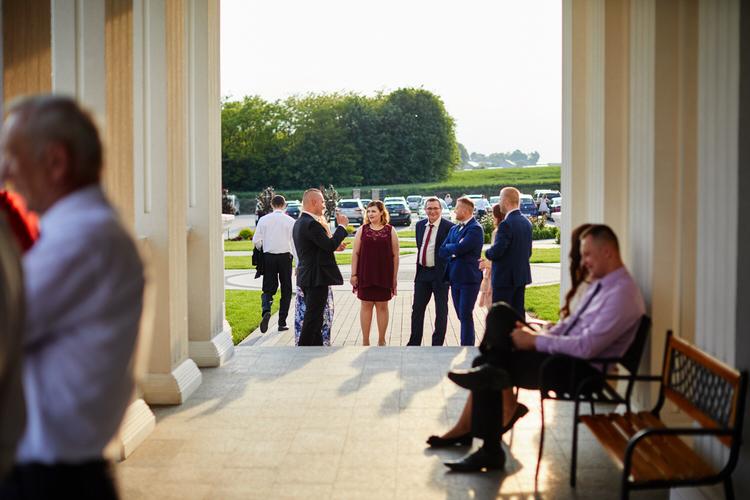 Gościniec w Czuszowie - lokal na wesele 1
